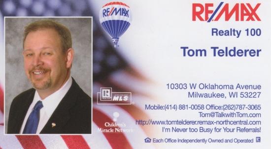Tom Telderer