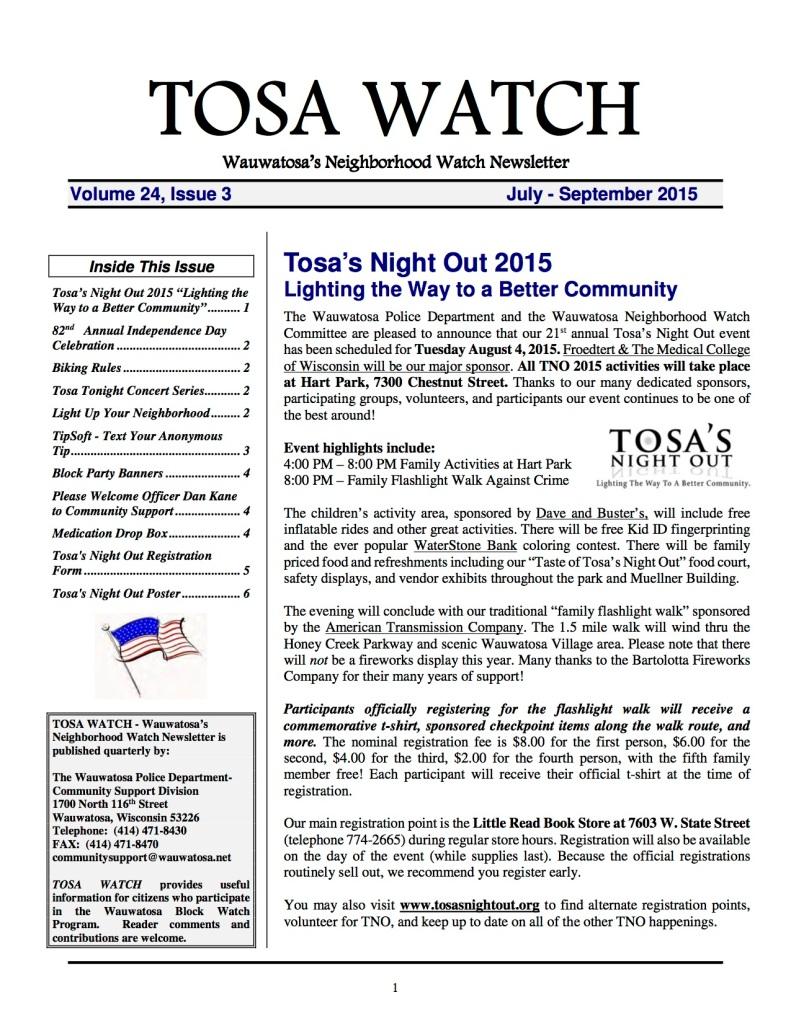 TosaWatchJulytoSept2015