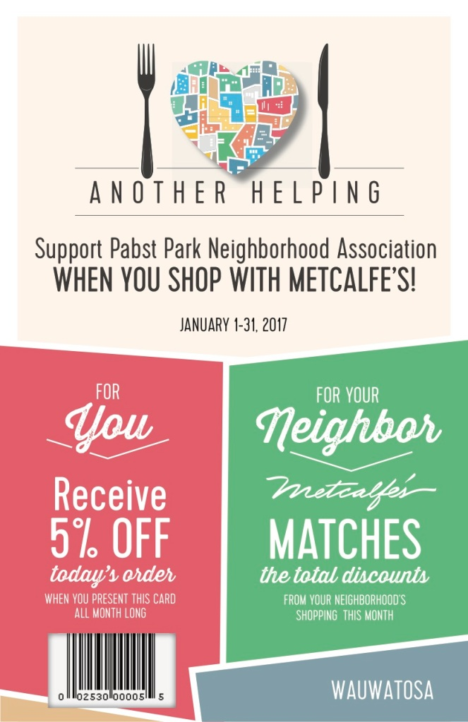 Metcalfe's Another Helping Program